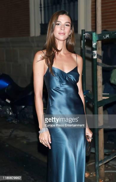 Sandra Gago arrives at 'Harper's Bazaar Actitud 43' awards 2019 on November 05 2019 in Madrid Spain