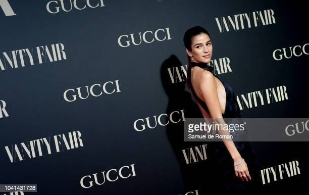 Sandra Gago attends 'Vanity Fair's Personality of the Year' Awards at Royal Theatre on September 26 2018 in Madrid Spain