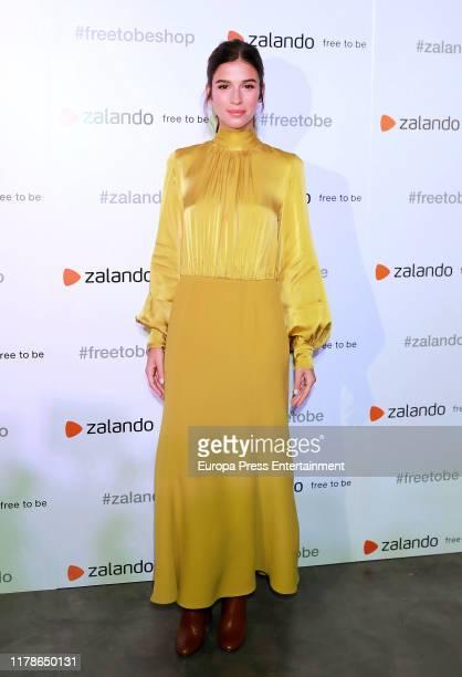 Sandra Gago attends Zalando PopUp Event at Espacio Ciento y Pico on October 02 2019 in Madrid Spain