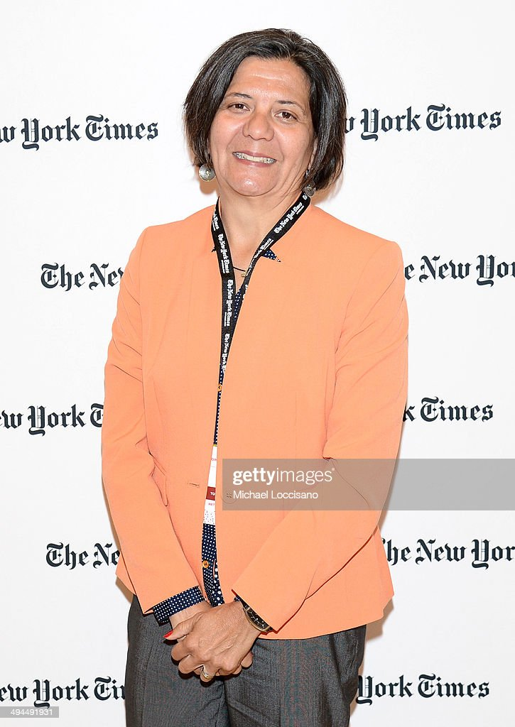 Sandra Hernández, M.D. attends The New York Times Health For Tomorrow Conference at Mission Bay Conference Center at UCSF on May 29, 2014 in San Francisco, California.