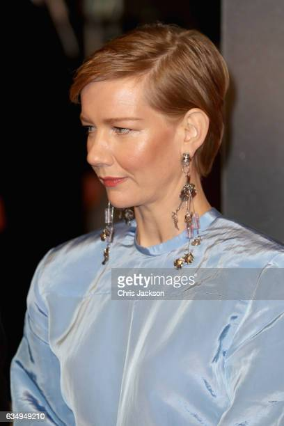 Sandra Huller attends the 70th EE British Academy Film Awards at Royal Albert Hall on February 12 2017 in London England