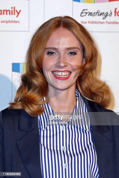 Sandra Hunke attends the Ernsting's Family Fashion Dinner on November 26 2019 in Hamburg Germany