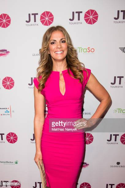 Sandra Kuhn attends the JT Touristik party at Hotel De Rome on March 9 2017 in Berlin Germany