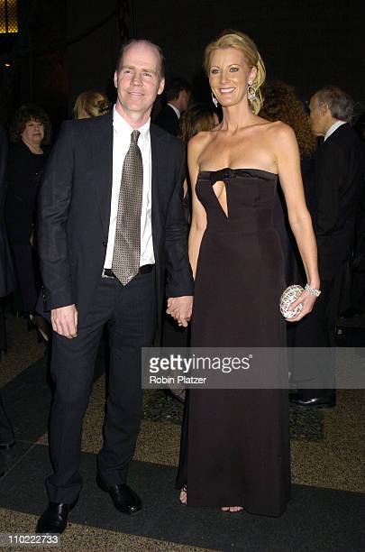 Sandra Lee and guest during The 2005 PEN Montblanc Literary Gala at The American Museum of Natural History in New York City New York United States