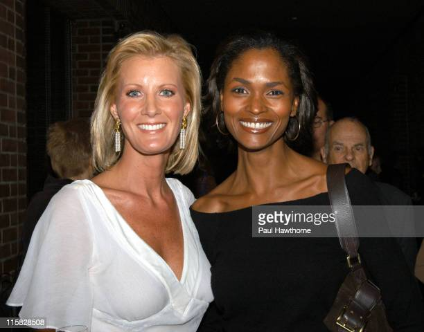 Sandra Lee and Karen Alexander during Launch of Sandra Lee's New SemiHomemade Holidays Magazine and Food Network Show in Conjunction with the...