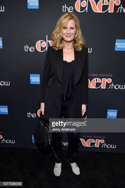 Sandra Lee arrives at The Cher Show Broadway Opening Night at Neil Simon Theatre on December 03 2018 in New York City