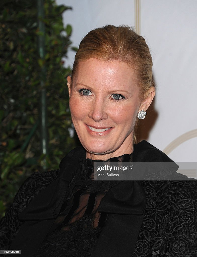 Sandra Lee arrives at the LOVEGOLD cocktail party to celebrate 'How To Survive A Plague' at Chateau Marmont on February 22, 2013 in Los Angeles, California.
