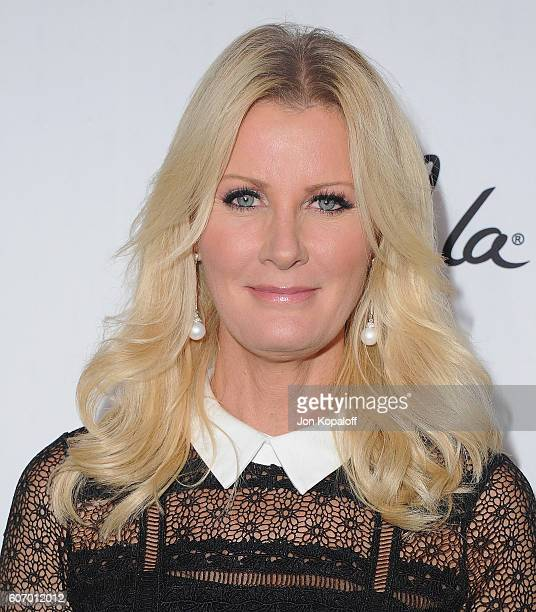 Sandra Lee arrives at Variety And Women In Film's PreEmmy Celebration at Gracias Madre on September 16 2016 in West Hollywood California
