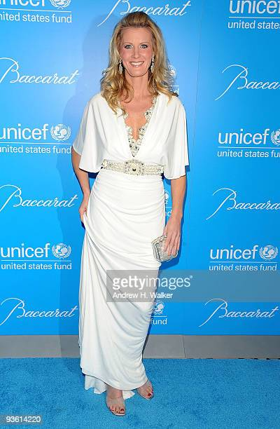 Sandra Lee attends the 2009 UNICEF Snowflake Ball at Cipriani 42nd Street on December 2 2009 in New York City