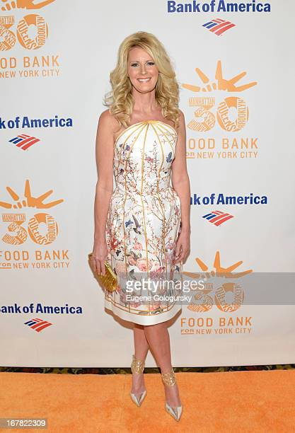 Sandra Lee attends the 2013 Food Bank For New York City Can Do Awards at Cipriani Wall Street on April 30 2013 in New York City