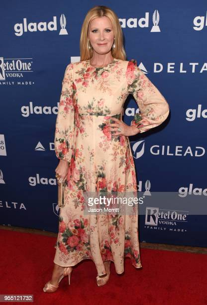 Sandra Lee attends the 29th Annual GLAAD Media Awards at The Hilton Midtown on May 5 2018 in New York City