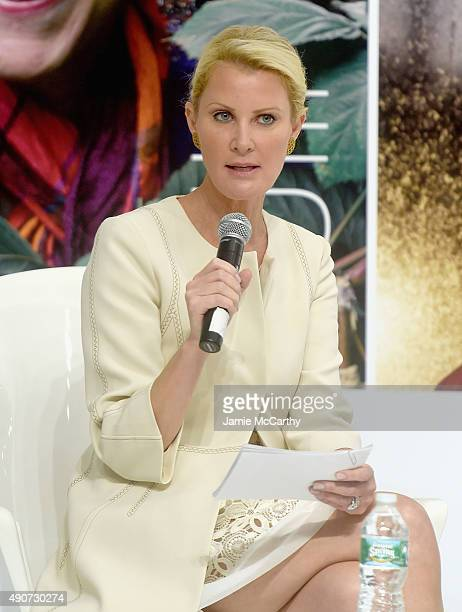 Sandra Lee attends the Breast Cancer A Story Half Told Shining A Light On The Other Side panel at Milk Studios on September 30 2015 in New York City