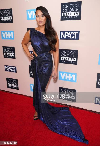 Sandra Lee attends the Critics' Choice Real TV Awards on June 02 2019 in Beverly Hills California