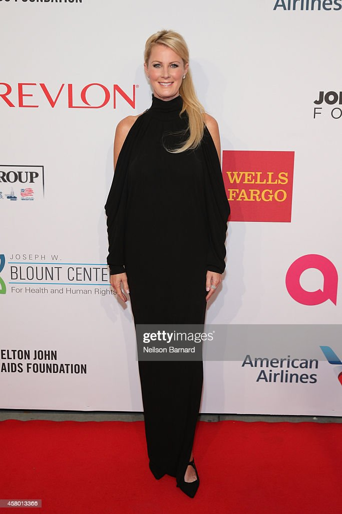 Sandra Lee attends the Elton John AIDS Foundation's 13th Annual An Enduring Vision Benefit at Cipriani Wall Street powered by CIROC Vodka on October 28, 2014 in New York City.