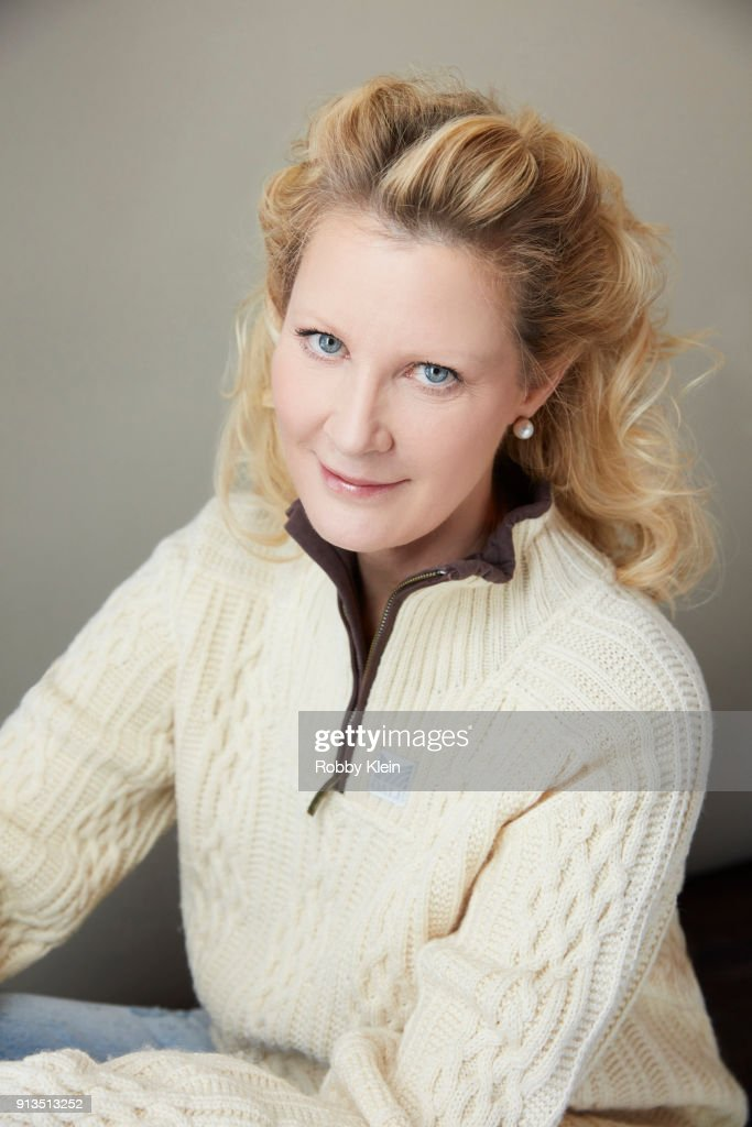 Sandra Lee from the film 'RX: Early Detection A Cancer Journey with Sandra Lee' poses for a portrait in the YouTube x Getty Images Portrait Studio at 2018 Sundance Film Festival on January 20, 2018 in Park City, Utah.