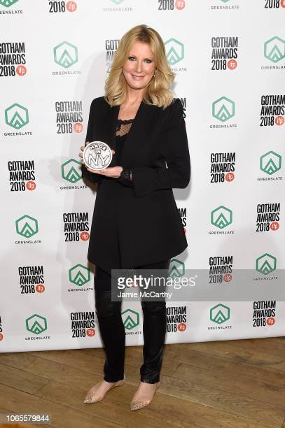 Sandra Lee poses backstage durinig IFP's 28th Annual Gotham Independent Film Awards at Cipriani Wall Street on November 26 2018 in New York City