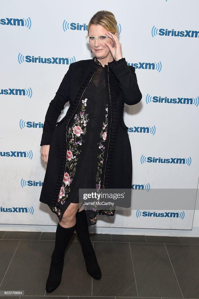 Celebrities Visit SiriusXM - February 21, 2018 : News Photo
