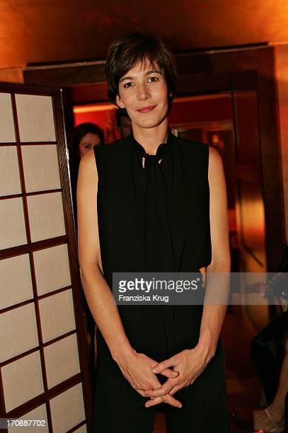 "Sandra Maahn Bei Der Gala Vip Lounge Im ""Doc Cheng'S"" In Hamburg"