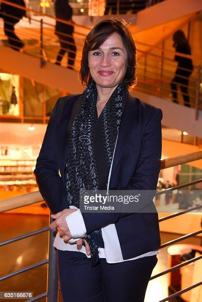 Sandra Maischberger attends the ARTE reception at the 67th Berlinale International Film Festival on February 13 2017 in Berlin Germany
