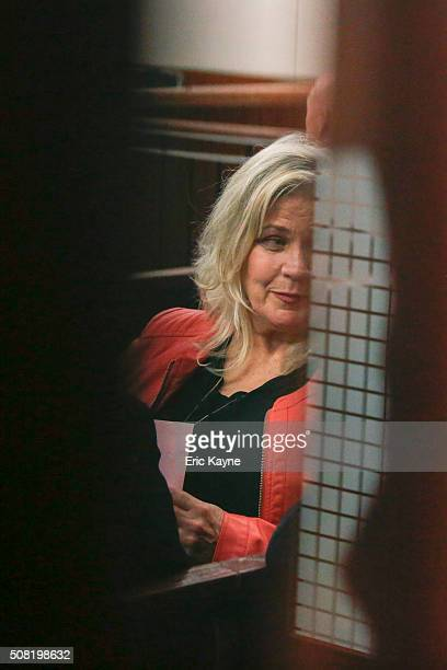 Sandra Merritt, a defendant in a recent indictment reversal stemming from a Planned Parenthood surreptitious video she helped produce, appears in...