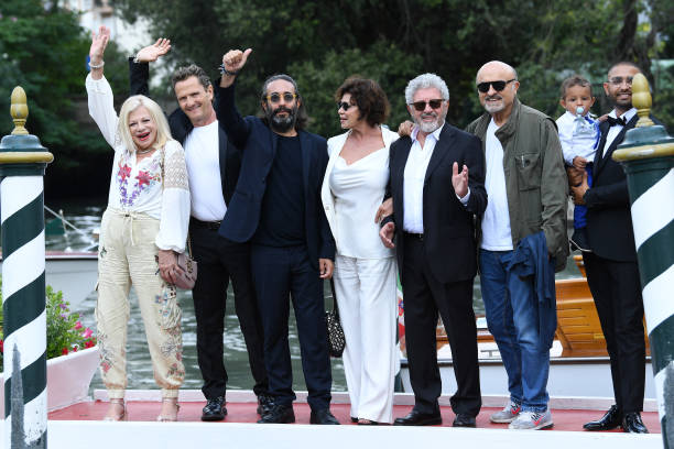 ITA: Celebrity Sightings During The 77th Venice Film Festival - Day 6