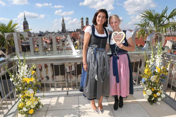 "DEU: ""Frühstück bei Tiffany"" In Munich"