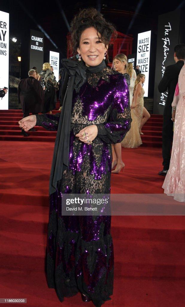 The Fashion Awards 2019 - Roaming Arrivals : News Photo