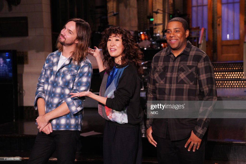 "NY: NBC'S ""Saturday Night Live"" - Sandra Oh, Tame Impala"