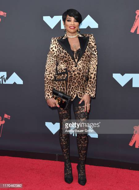 Sandra Pepa Denton attends the 2019 MTV Video Music Awards at Prudential Center on August 26 2019 in Newark New Jersey