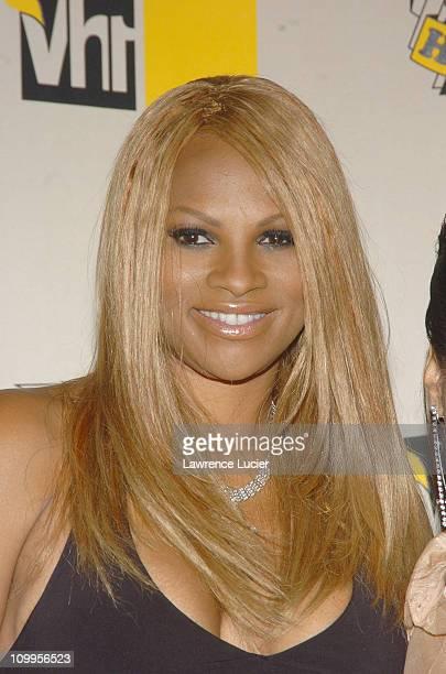 Sandra Pepa Denton during 2004 VH1 Hip Hop Honors Arrivals at Hammerstein Ballroom in New York City New York United States