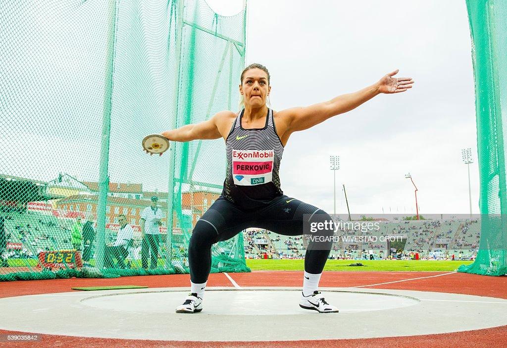 ATHLETICS-IAAF-DIAMOND : ニュース写真