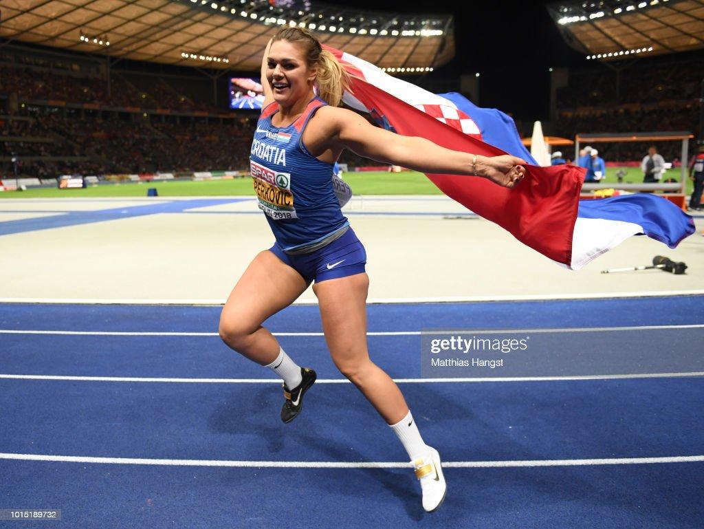 24th European Athletics Championships - Day Five