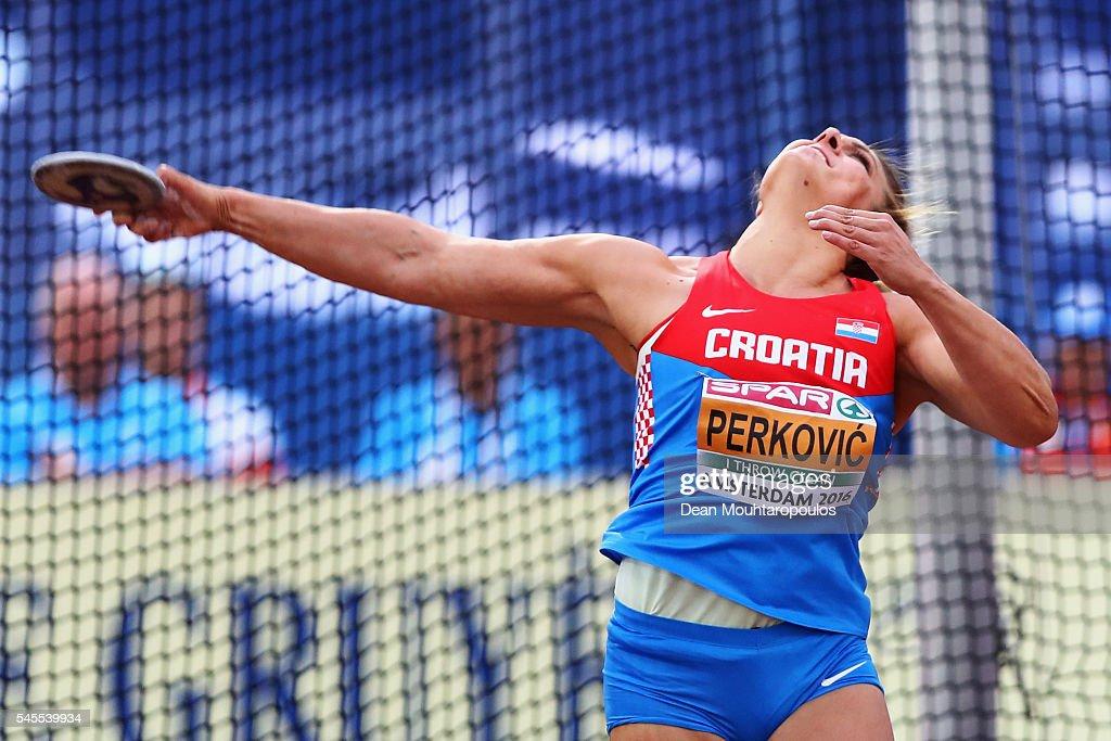 23rd European Athletics Championships - Day Three