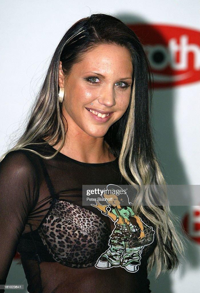 Sandra (Bewohnerin des 'Big Brother'-Hauses-Staffel V), Porträt, : News Photo