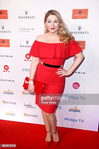 Sandra Quadflieg attends the Movie Meets Media event 2017 at Hotel Atlantic Kempinski on November 27 2017 in Hamburg Germany