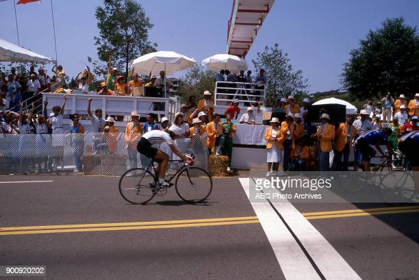 Sandra Schumacher Women's road cycling competition at the 1984 Summer Olympics July 29 1984