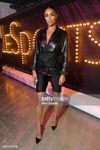 Sandra Shehab attends the Alber Elbaz X LeSportsac New York Fashion Week Party at Gallery I at Spring Studios on September 5 2018 in New York City