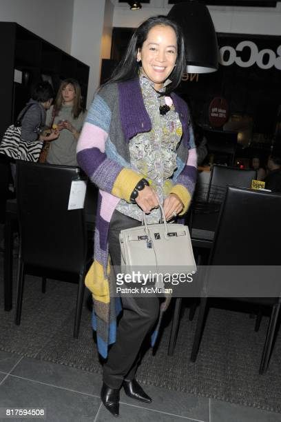 Sandra Siden Bell Lyster attends 8TH ANNUAL BoCONCEPT/KOLDESIGN HOLIDAY PARTY at BoConcept on December 14 2010 in New York City