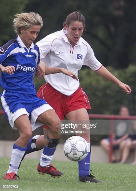 Sandra SMIESEK/FSV FRANKFURT - Tanja LUCHT/HAMBURGGER SV