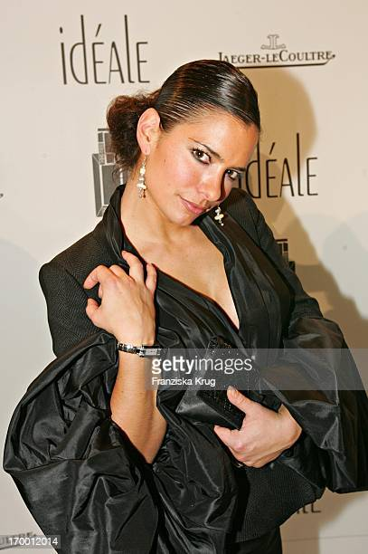 Sandra Speichert at The German Launch Of watch 'Ideals' from Jaeger Lecoultre at Opera Hall in Munich on 101104