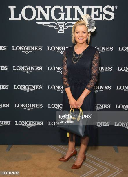 Sandra Sully attends The Championships Day 2 Queen Elizabeth Stakes at Royal Randwick Racecourse on April 8 2017 in Sydney Australia