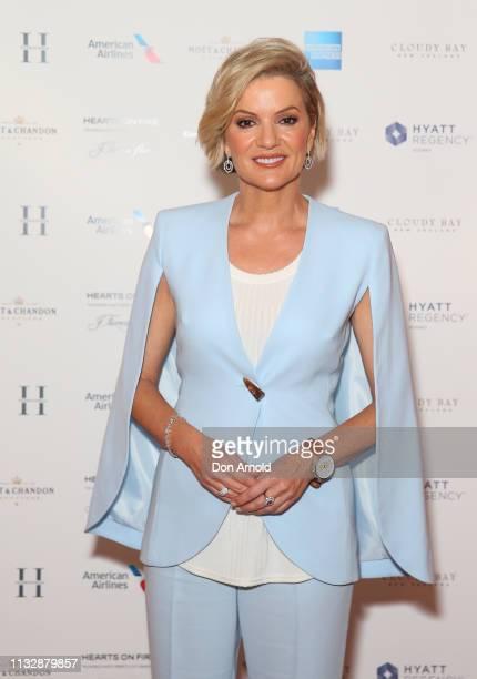 Sandra Sully attends the International Women's Day Long Table Luncheon at Hyatt Regency Sydney on March 01, 2019 in Sydney, Australia.