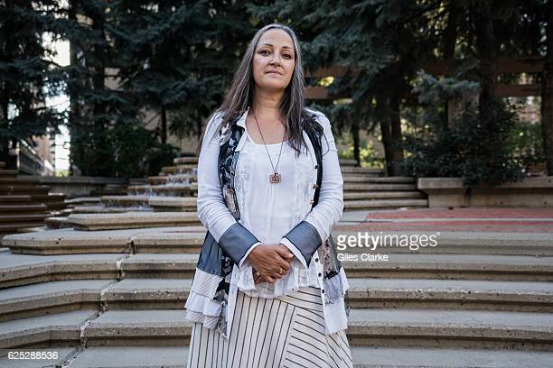 Sandra Sutter Chair Metis Women'u2019s Economic Security Council Sutter a Cree Metis woman from the Prairies is the Aboriginal Partnerships Manager...
