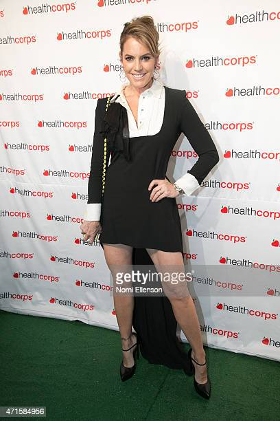 Sandra Taylor attends the 9th Annual HealthCorps' Gala at Cipriani Wall Street on April 29 2015 in New York City