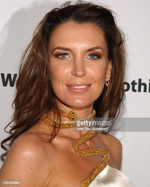 Sandra Vidal during City of Hope 2005 Award of Hope Gala Arrivals at Beverly Hilton Hotel in Beverly Hills California United States