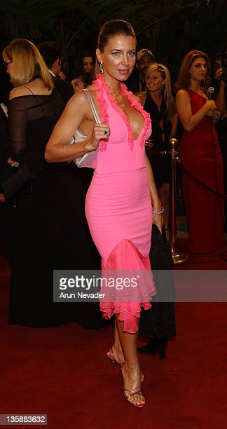 Sandra Vidal during The 14th Annual Night of 100 Stars Oscar Gala at Beverly Hills Hotel in Beverly Hills California United States