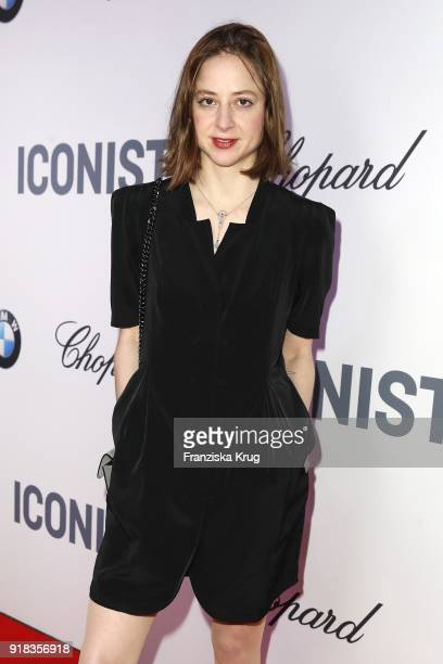 Sandra von Ruffin during the Young ICONs Award in cooperation with ICONIST at SpindlerKlatt on February 14 2018 in Berlin Germany