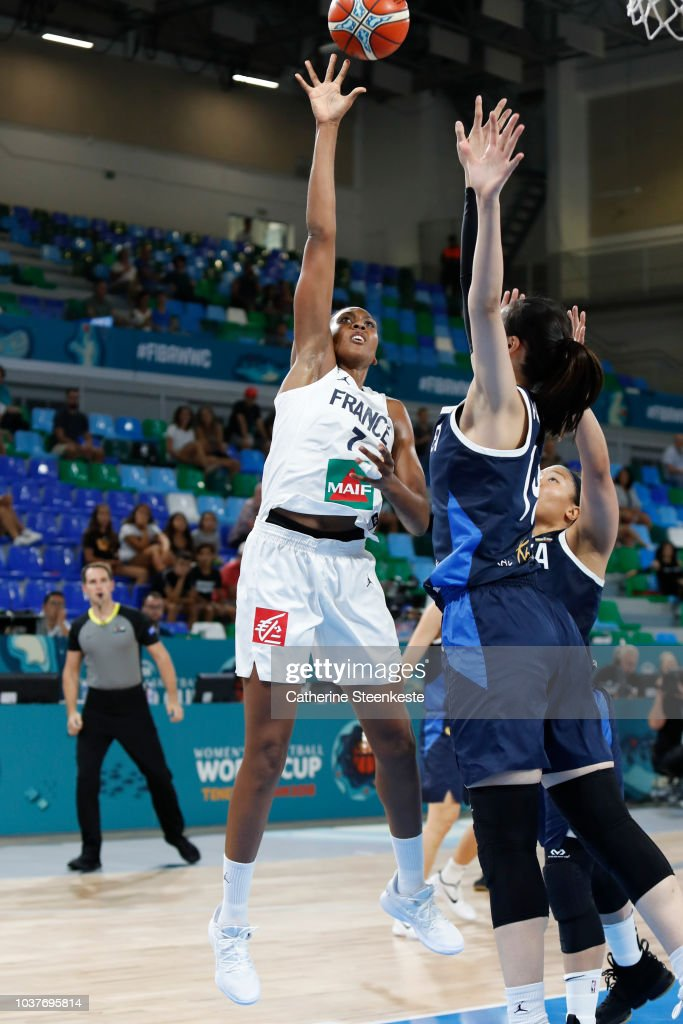 South Korea v France - FIBA Women's Basketball World Cup