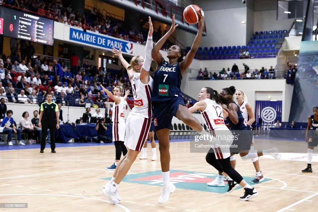 Tournoi de Paris - Basketball : Photo d'actualité