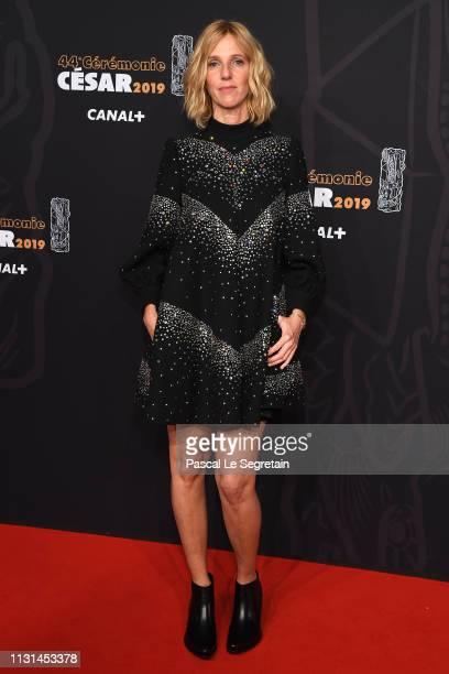 Sandrine Kiberlain attends Cesar Film Awards 2019 at Salle Pleyel on February 22 2019 in Paris France